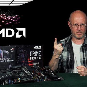 Всё для стриминга, мега-тест новых процессоров Ryzen
