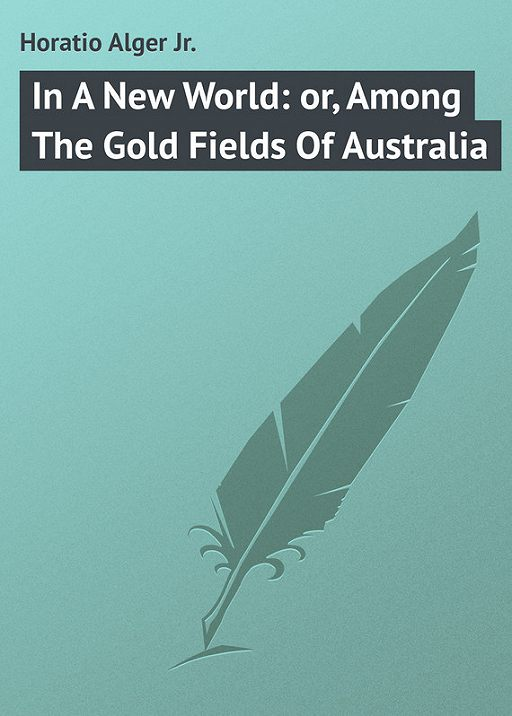 In A New World: or, Among The Gold Fields Of Australia