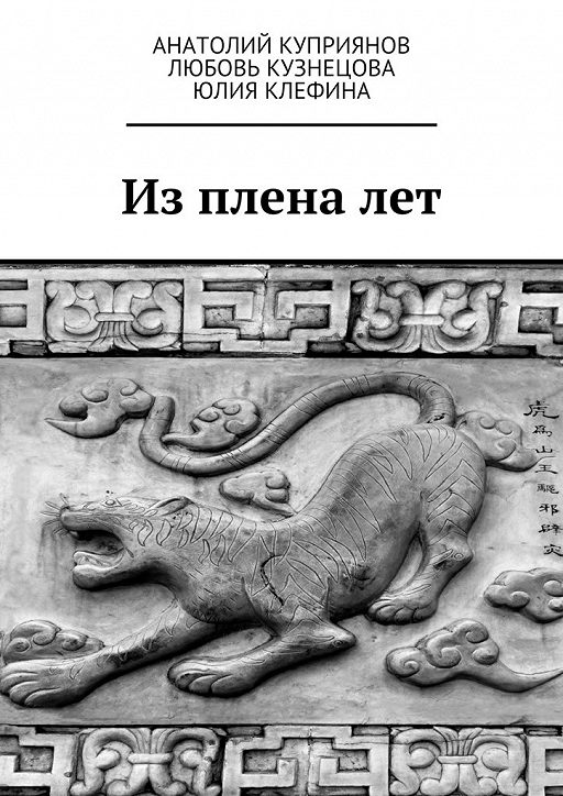 """Купить книгу """"Из плена лет"""""""