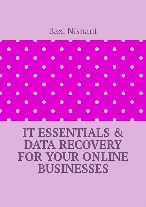 IT Essentials & Data Recovery For Your Online Businesses