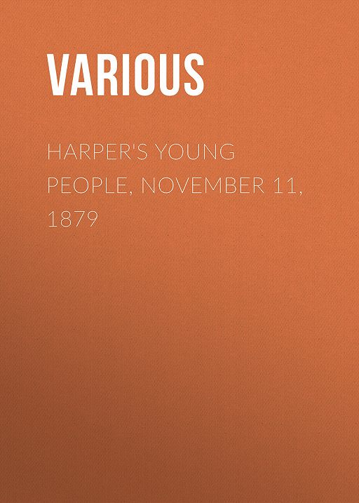 Harper's Young People, November 11, 1879
