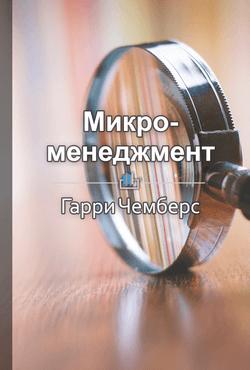 Краткое содержание «Микроменеджмент»