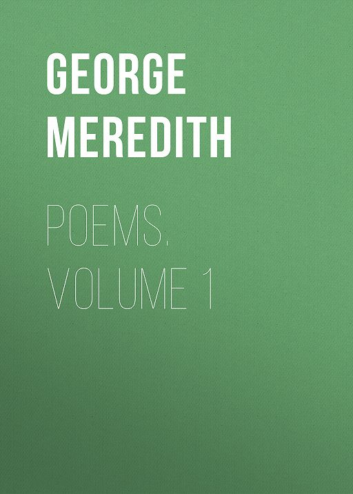 Poems. Volume 1